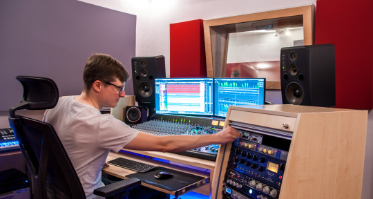 Recording,Mix,Master,Producing - DLA Studios