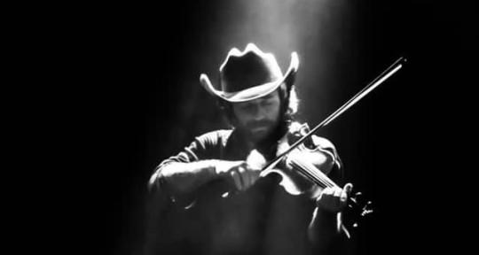 Violinist, Songwriter, and Vox - Lightnin' Luke