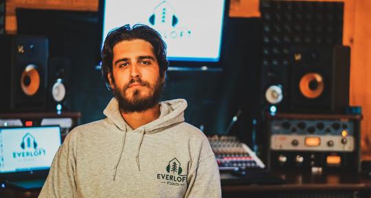 Recording, Mixing & Mastering - Fred Keller - Everloft Studios