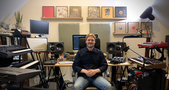 Producer & Mixing Engineer - Daniel Leseman