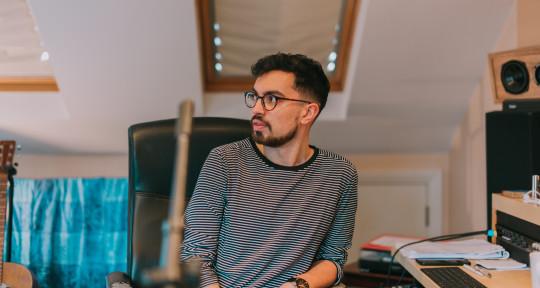 Mixing | Producer | Musician - Thomas Aston