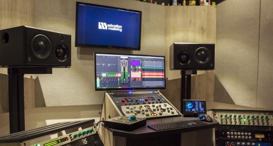 Online Mastering Engineer - Sebastian Mastering
