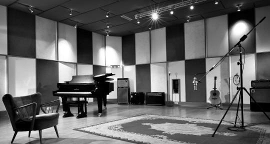 Recording Studio - Haldern Studio