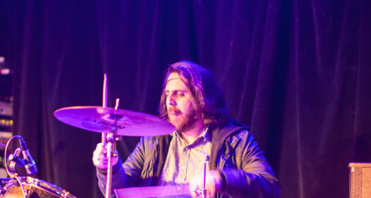 Session Drummer/Percussionist - Evan Laybourn