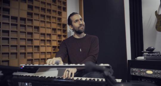 Keyboard Player Rock & Metal - Andres