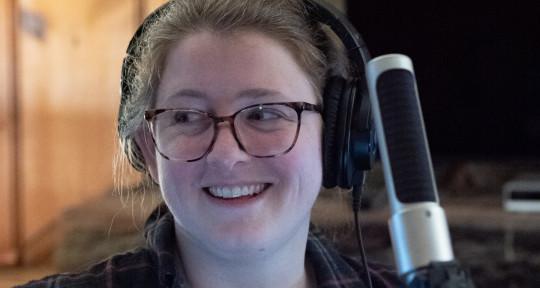 Alto Vocals (Solo/Background) - Elisa Sutherland