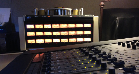Produce, Engineer, Mix, Master - James R Carter III