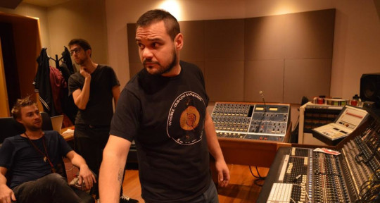 Remote Mixing & Mastering - Santiago Palacios