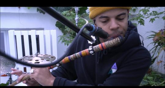 West African Flute Mande - Kikoué