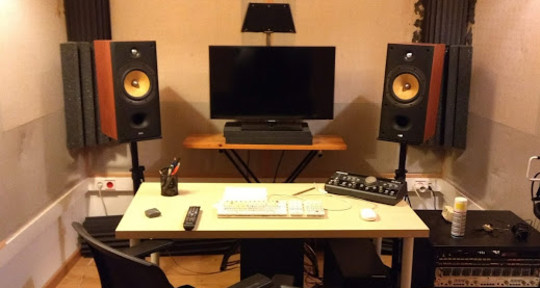 Remote Mixing & Mastering - Max