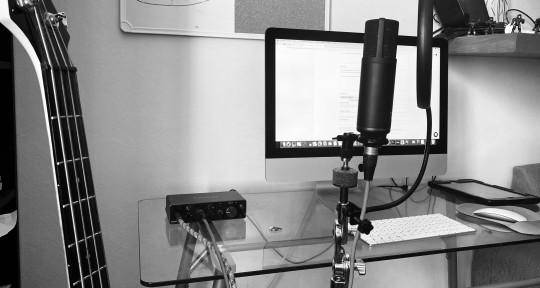 Music Producer, Mixing - José Morán