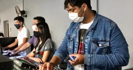Remote mixing & Mastering - Caio Morelli