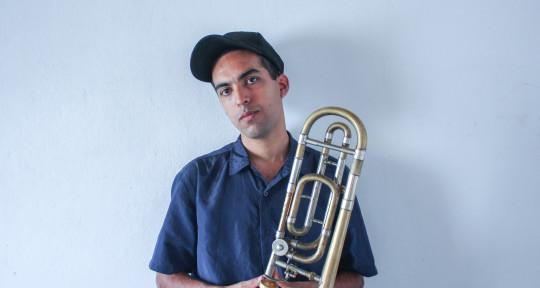 Noise and Trombone Recordings - Daniel Bruno