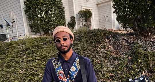 Music Producer,mixing engineer - Omari Ingram