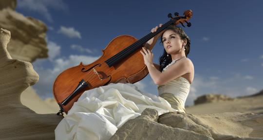 Cello Player & YouTube Artist - Vesislava