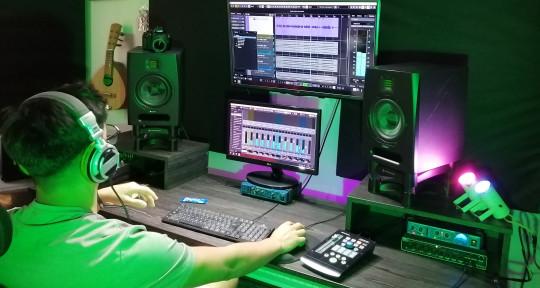 Music Producer, Remote Mixing  - Axl Cordova