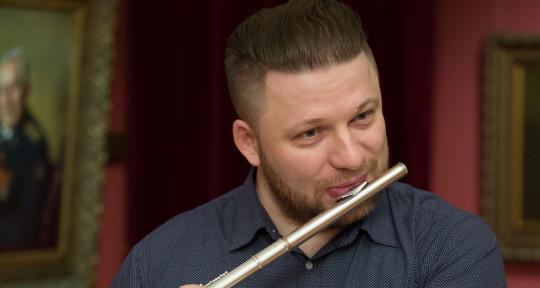 Recording flute beautifully - Ilja Dvoretskiy