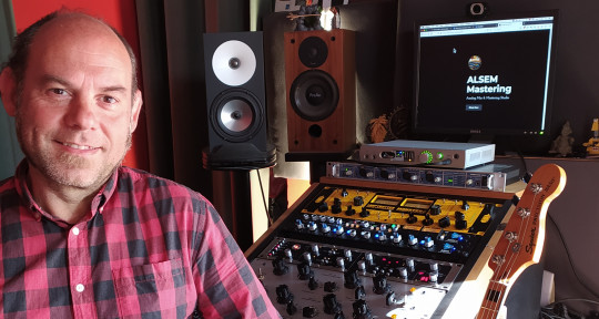 Emotional Mixing Mastering - Miguel Alsem