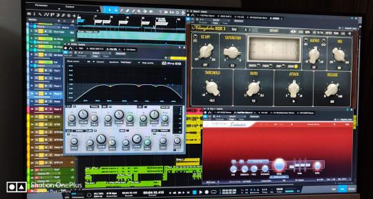Compose, Produce, Mix & Master - Sleep Imitation Audio