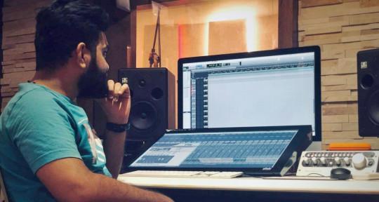 Audio Engineer - Ivis John Sebastian