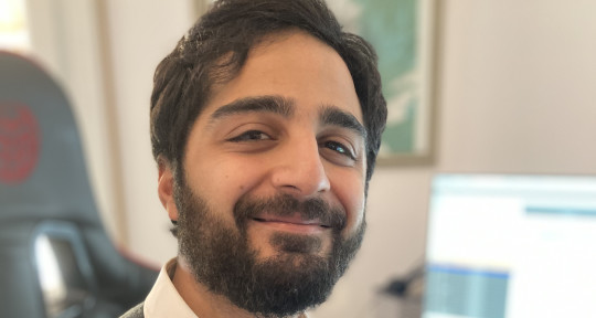 Audio Producer/Engineer - Saman Mirab