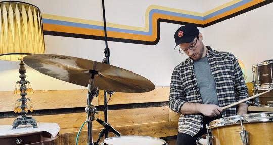 Session Drummer, Live Drums. - Rob Bulman