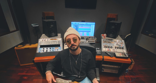 Music Producer and Guitarist - Michele Beneforti
