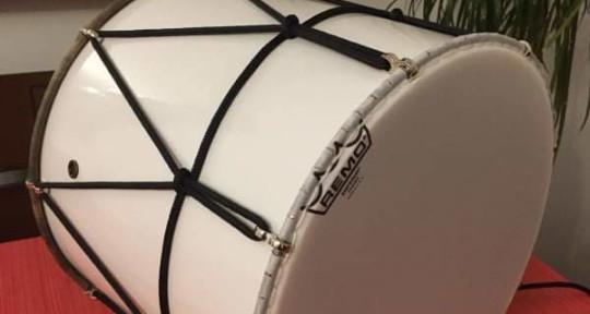 Percussionist  - Rashed