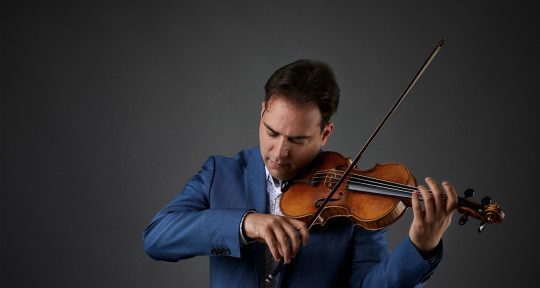 Violin Viola String Section - Alexander Nantschev