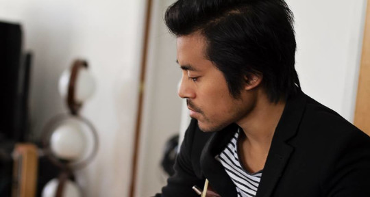 GTR / MIX / PRODUCE / WRITE - Eric Angelo Espiritu