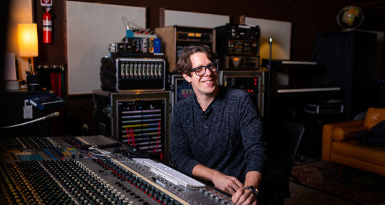 mixing engineer, bass player - Brendan McGeehan