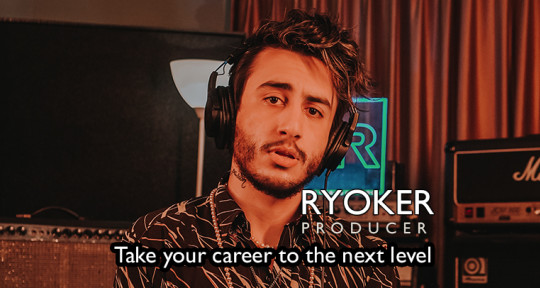 Latin & Anglo Producer /Artist - RYOKER