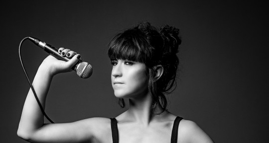 Vocalist / Songwriter - Louise Golbey