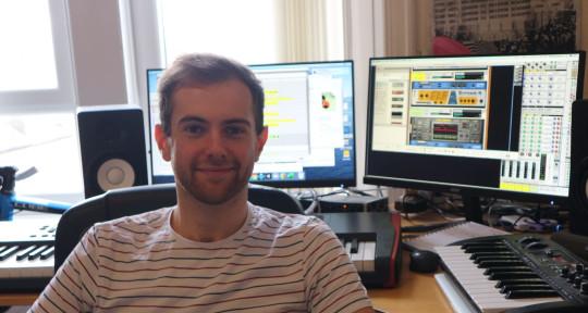 Sound Designer and Composer - Alasdair Marnoch