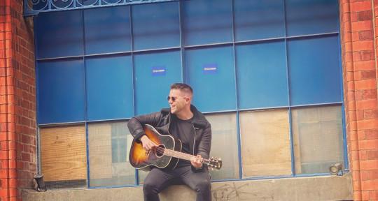 Session Vocalist & Guitarist  - James Collins
