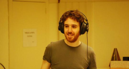 Producer/engineer/bass player - Alef