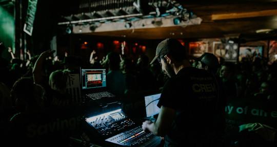 Mixing and mastering engineer  - Bryan Greenberg