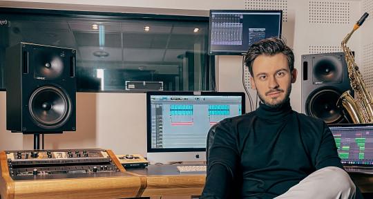 Producer, Mixing & Mastering - Lukas Bury