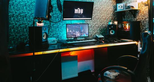 Recording Studio, Mix & Master - THE DUTCH MOB