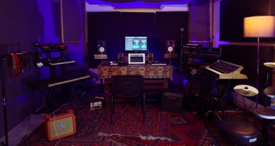 Producing, Mixing - Disruptive Studio