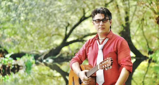 Guitarist,composer, producer - Farhad Zamani