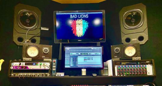Recording Studio / Production - Bad Lions Productions & Studio