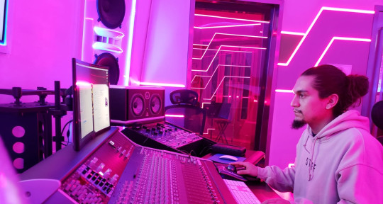 Mix | Record | Master - Johnny 5