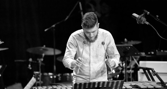 session musician percussionist - Luca Giacobbe