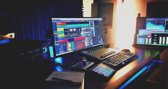 Music Production, Mix Engineer - Daniel Beattie