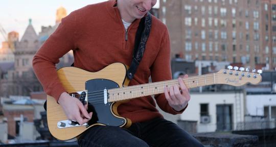 Session Guitar/Banjo/Mandolin - Matt SanGiovanni