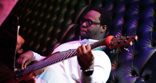 Mixing Engineer, Bassist - Oliver Roach Jr
