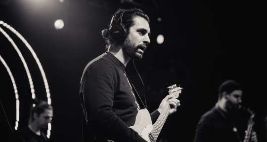 Session Guitarist and Producer - Bence Bécsy