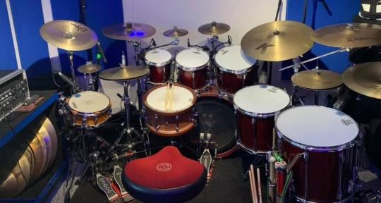 Custom drum tracks - theonlinesession.com