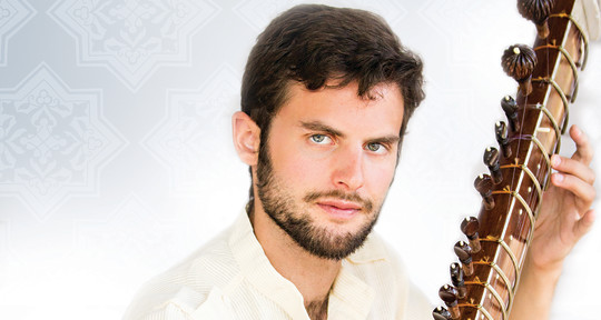 session- sitar and guitar - Will Marsh